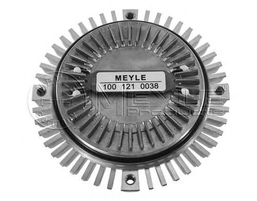 Вязкостная муфта вентилятора охлаждения MEYLE 100 121 0038
