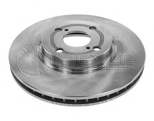 Тормозной диск MEYLE 30-15 521 0058