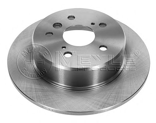 Тормозной диск MEYLE 30-15 523 0057