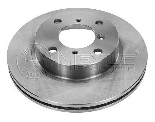 Тормозной диск MEYLE 33-15 521 0010