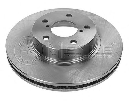 Тормозной диск MEYLE 34-15 521 0002