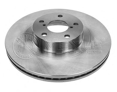 Тормозной диск MEYLE 34-15 521 0007