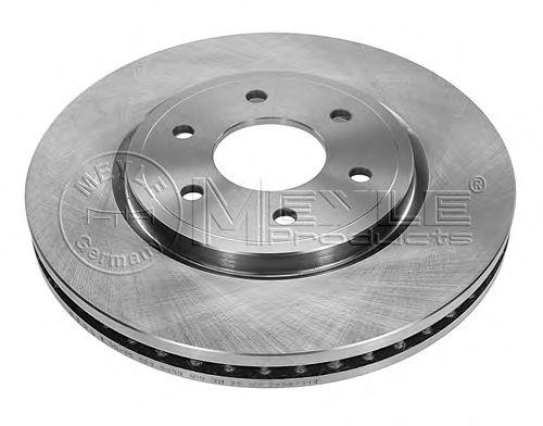 Тормозной диск MEYLE 36-15 521 0033