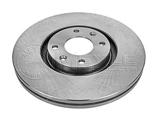 Тормозной диск MEYLE 40-15 521 1001
