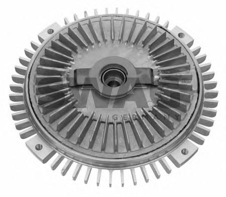 Вязкостная муфта вентилятора охлаждения SWAG 10 92 2682