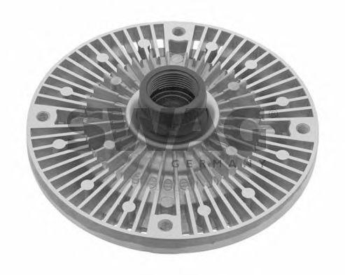 Вязкостная муфта вентилятора охлаждения SWAG 20 91 8678