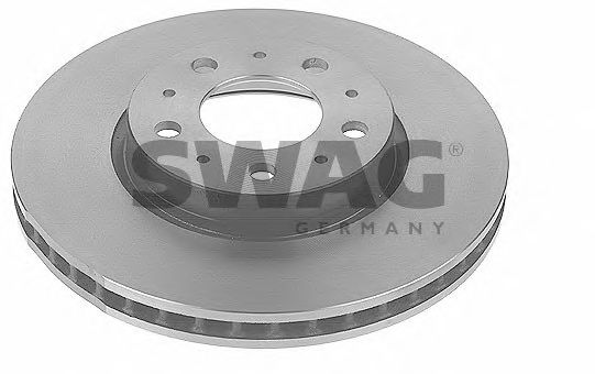 Тормозной диск SWAG 55 91 1454