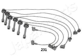 Комплект высоковольтных проводов JAPANPARTS IC-231