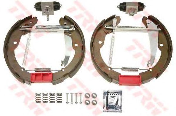 Тормозные колодки TRW GSK1405