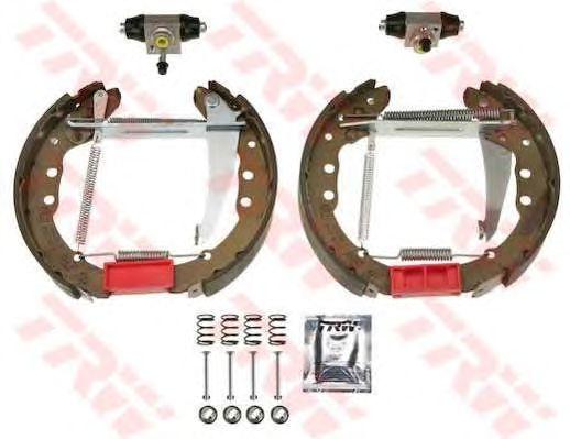 Тормозные колодки TRW GSK1508