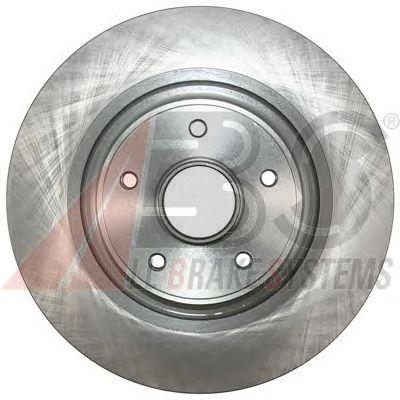Тормозной диск A.B.S. 17507
