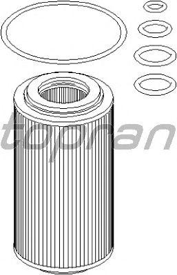 Масляный фильтр TOPRAN 401 044