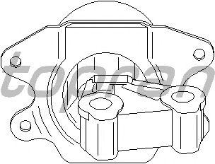 Подушка двигателя TOPRAN 207 560