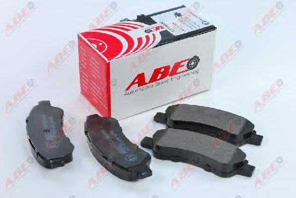 Тормозные колодки ABE C2F009ABE