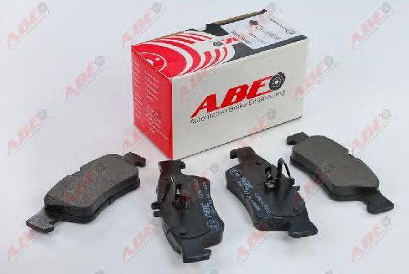 Тормозные колодки ABE C2M023ABE
