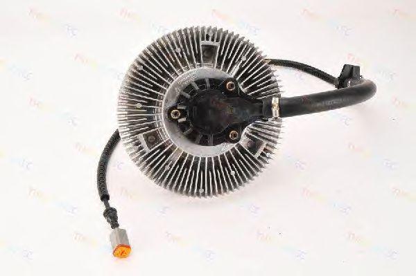 Вязкостная муфта вентилятора охлаждения THERMOTEC D5RV001TT