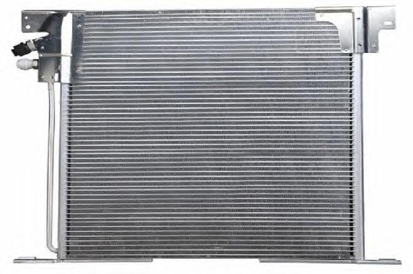 Радиатор кондиционера THERMOTEC KTT110014