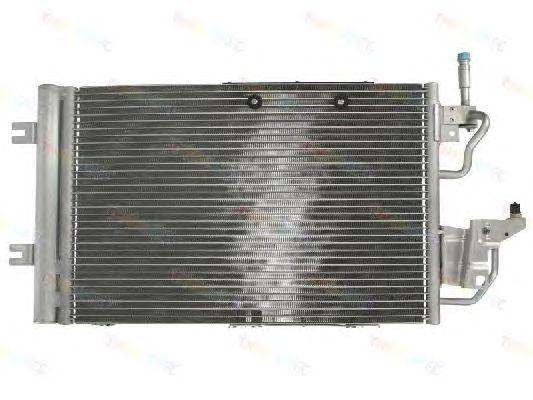 Радиатор кондиционера THERMOTEC KTT110027