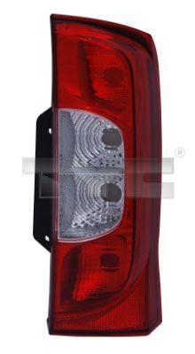 Задний фонарь TYC 11-11829-01-2