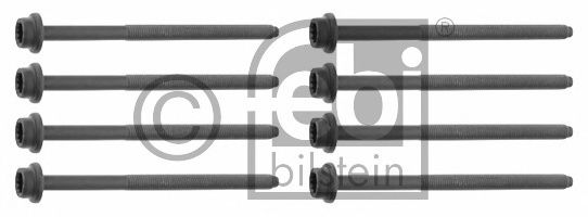 Комплект болтов головки блока цилиндров (ГБЦ) FEBI BILSTEIN 26434