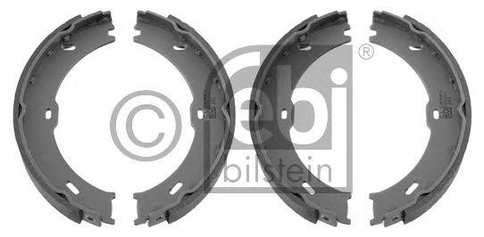 Тормозные колодки ручника FEBI BILSTEIN 32951
