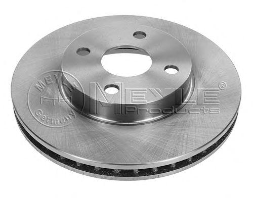 Тормозной диск MEYLE 30-15 521 0100