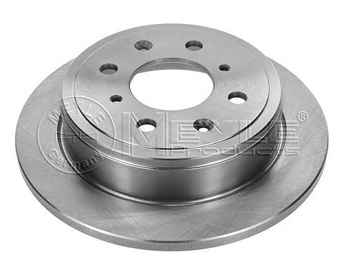 Тормозной диск MEYLE 31-15 523 0001