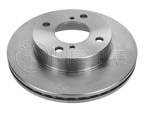 Тормозной диск MEYLE 33-15 521 0008