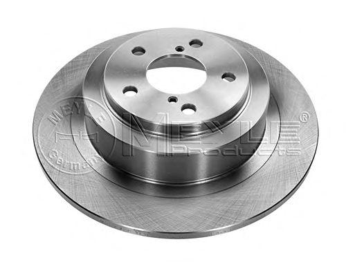 Тормозной диск MEYLE 34-15 523 0003