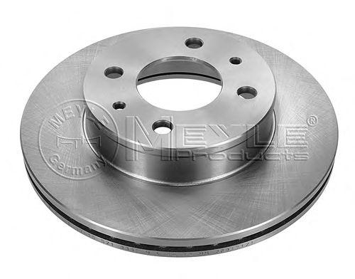 Тормозной диск MEYLE 37-15 521 0005