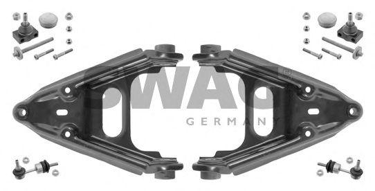 Комлектующее руля, подвеска колеса SWAG 12 93 2702