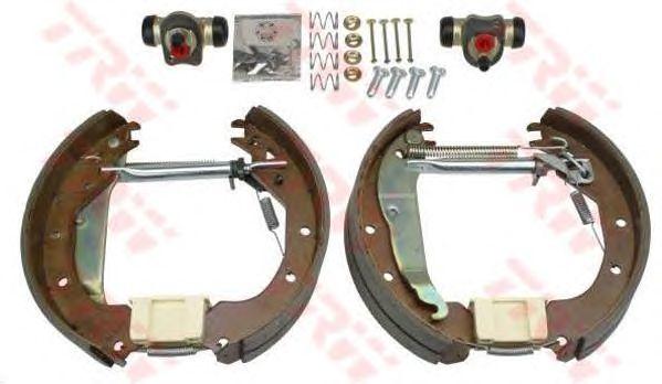 Тормозные колодки TRW GSK1613