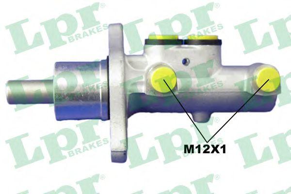 Главный тормозной цилиндр LPR 1697