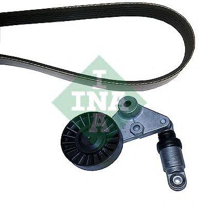 Комплект поликлинового ремня INA 530 0390 10