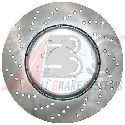 Тормозной диск A.B.S. 17479