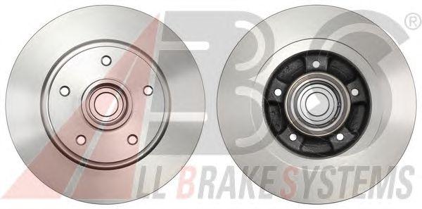 Тормозной диск A.B.S. 18160C