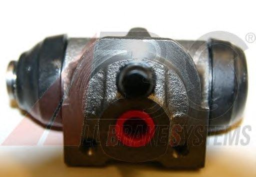 Колесный тормозной цилиндр A.B.S. 62869X