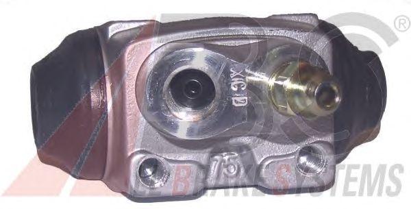 Колесный тормозной цилиндр A.B.S. 72883X