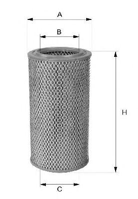 Воздушный фильтр FILTRON AR346