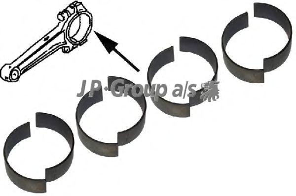 Шатунные вкладыши JP GROUP 8110600112