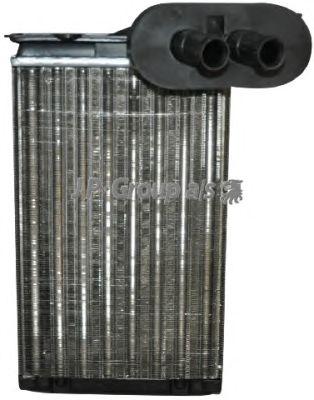 Радиатор отопителя JP GROUP 1126300400
