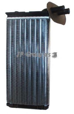 Радиатор отопителя JP GROUP 1126300700