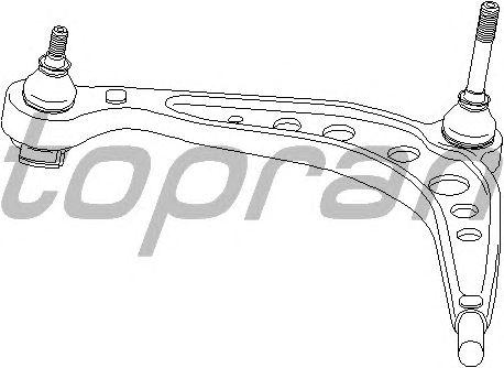 Рычаг подвески TOPRAN 500 137
