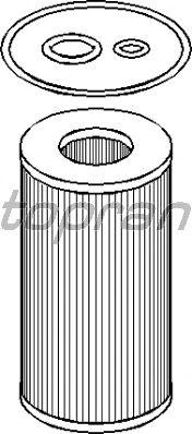 Масляный фильтр TOPRAN 401 444