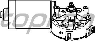 Двигатель стеклоочистителя TOPRAN 401 519