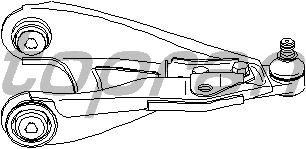Рычаг подвески TOPRAN 700 319