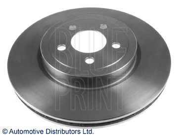 Тормозной диск BLUE PRINT ADA104304