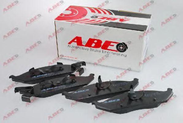 Тормозные колодки ABE C1Y020ABE