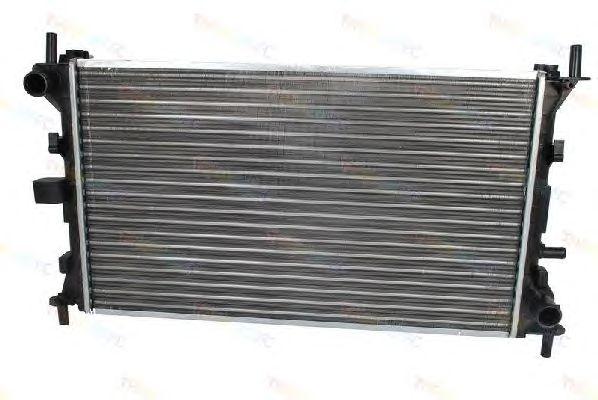Радиатор, охлаждение двигателя THERMOTEC D7G010TT