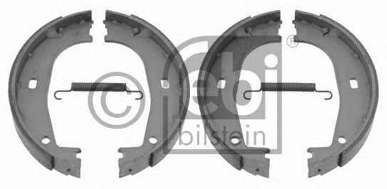 Тормозные колодки ручника FEBI BILSTEIN 10285